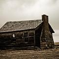 Once A Farmers Home by Tony  Bazidlo