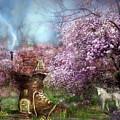 Once Upon A Springtime by Carol Cavalaris