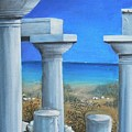 Once Upon A Time In Greece by Artist ForYou