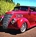 One Cool 1937 Ford Roadster by Thom Zehrfeld