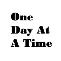 One Day At A Time by Florene Welebny
