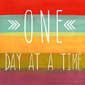 One Day At A Time by Linda Woods