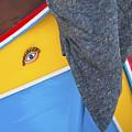 One Eyed Bandit Luzzu by White Stork Gallery