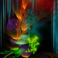 One Flame by Aleksandar Zisovski