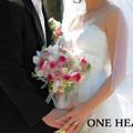 One Heart #2 by Claudia Ellis