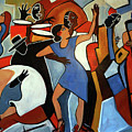 One Last Tango by Valerie Vescovi