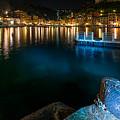 One Night In Portofino - Una Notte A Portofino by Enrico Pelos