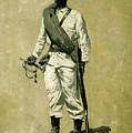 One Of Gomez' Men  by Frederic Sackrider Remington