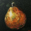 One Pear by Dragica  Micki Fortuna