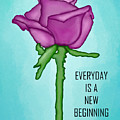 One Rose Everyday by Priscilla Wolfe