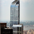 One57 And Park Hyatt Hotel In Nyc by David Oppenheimer