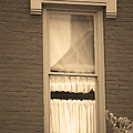 Jonesborough Tennessee - One Window by Frank Romeo