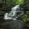 Onondaga Falls 2 by Christina Durity