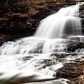 Onondaga Falls by Larry Ricker