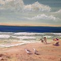 Onslow Beach by Asuncion Purnell