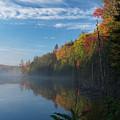 Ontario Autumn Scenery by Oleksiy Maksymenko