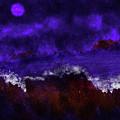 Oocean In The Moonlight  by Vijay Prakash
