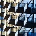 Tiered Balconies by Carlos Amaro