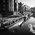 oozells street loop of birmingham canal navigations Birmingham UK by Joe Fox