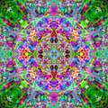 Opal Yantra by Susan Bloom