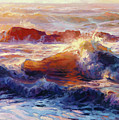 Opalescent Sea by Steve Henderson