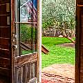 Open Door by Christopher Holmes