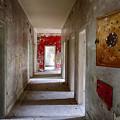 Open Doors - Abandoned Building by Dirk Ercken