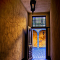Open Doorway by Rick Bragan