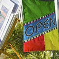 Open In Lewis Delaware by Mark Holden
