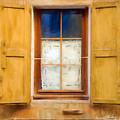 Open Shutters by Ronald Bolokofsky