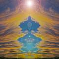 Opening Heavens by Mykel Davis