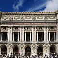 Opera Garnier. Paris. France by Bernard Jaubert