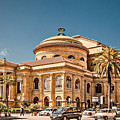 Teatro Massimo Vittorio Emanuele by Maria Coulson