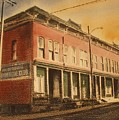 Opera House Philipsburg Montana by Kevin Heaney