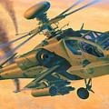 Operation Apache by Don Kuing