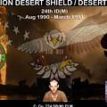 Operation Desert Shield/storm by Bill Richards