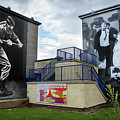 Operation Motorman Mural In Derry by RicardMN Photography