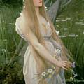 Ophelia by Jules Joseph Lefebvre