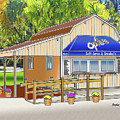 Opie's Snowball Stand by Stephen Younts