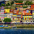 Oporto By The River by Roberta Bragan