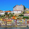 Oporto Riverfront by Roberta Bragan
