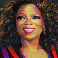 Oprah by James  Mingo