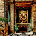 Opulent Lobby Sce by Joseph Hollingsworth