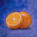 Orange And A Half by Nancy Sisco