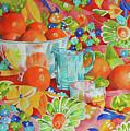 Orange Appeal by Kristen Anderson Hill