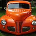 Orange Classic  by Teri Schuster