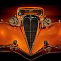 Orange Dream by Susan Rissi Tregoning