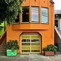 Orange House by Julie Gebhardt
