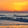 Orange Morn by Kay Lovingood