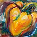 Orange Pepper by Jennifer Lycke